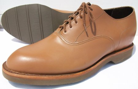 Brown Plain Toe-FD