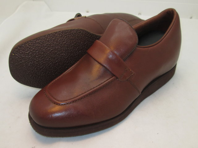 Brown Casual Slip On-FD