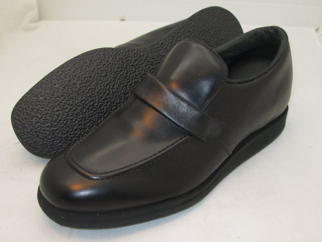 Black Slip On Casual-FD