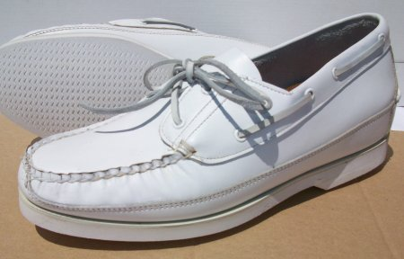 White Cruise Mocs-FD