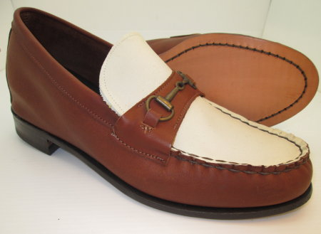 Brown Ornament Slip-On