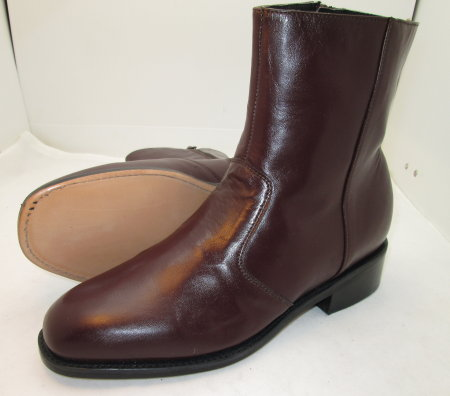 Burgundy Super Soft Boots