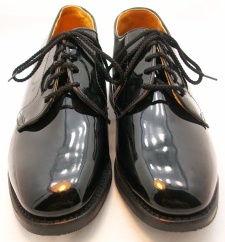 Shiny Service/Uniform Shoe-FD