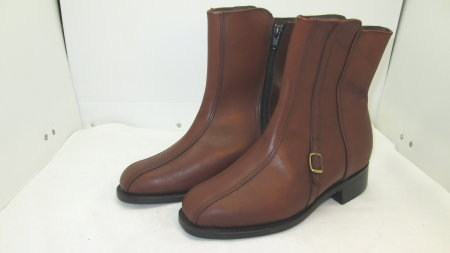 Brown Twin Track Boot