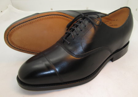 Berkshire Cap Toe