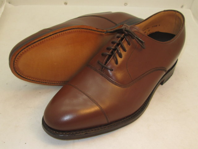 Brown Berkshire Cap Toe