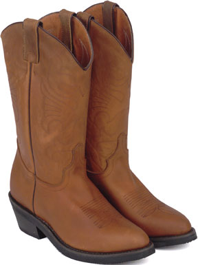 13'' Western Boot