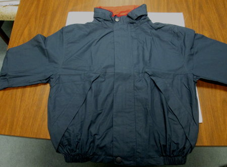 Navy Blue Outrigger Jacket-SAVE $90!!