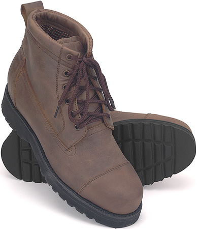 Brown Hiker Boot