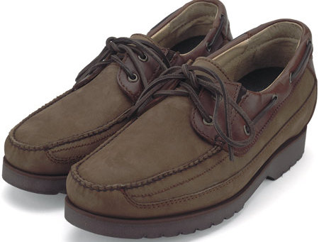 Handsewn Boat Shoe