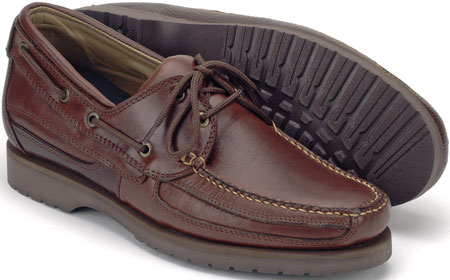 Brown University Boat Mocs