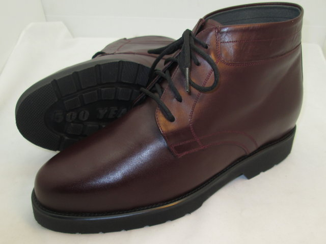 Dress-Casual Chukka Boots-FD