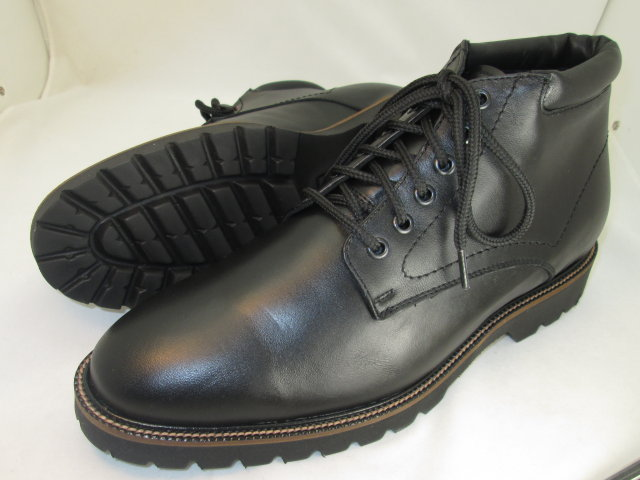 Black Air Walker Chukka Boots