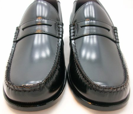 Penny Loafer-Black
