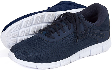 Navy Blue SportTech Casual