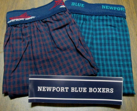 100% Cotton Boxers-WOW...SAVE $16!!!